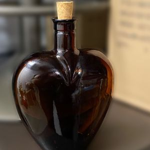 Paul Masson Amber Glass Bottle for Sale in Chicago, IL