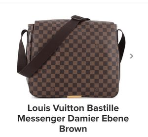 Louis Vuitton messenger bag for Sale in Washington Crossing, PA