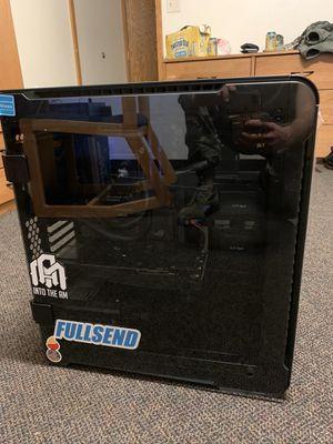 Custom Built PC- Asus ROG Strix 1060 - i5 6600k -16gb ddr4 for Sale in Minot, ND