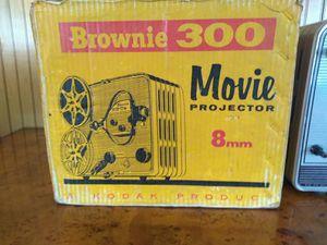 Kodak Brownie 300 8 mm Projector for Sale in Campbellsport, WI