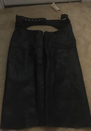 Women's leather chaps for Sale in Whitehouse, TX