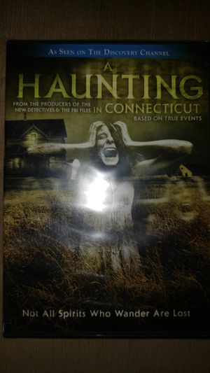 The Haunting in Connecticut DVD Disk 📀 for Sale in Chicago, IL