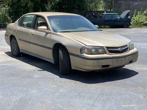 Chevy Impala 05 for Sale in Birmingham, AL