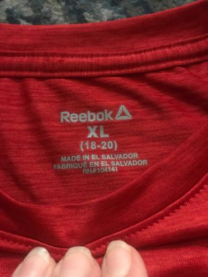 $2!Reebok youth xl athletic shirt BRAND NEW! for Sale in Phoenix, AZ