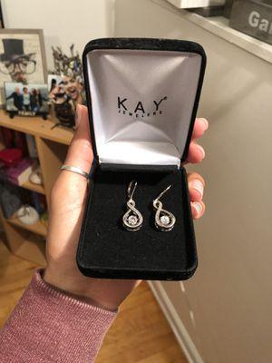 Kay Jewelers-Diamonds in Rhythm Earrings for Sale in Pittsburgh, PA