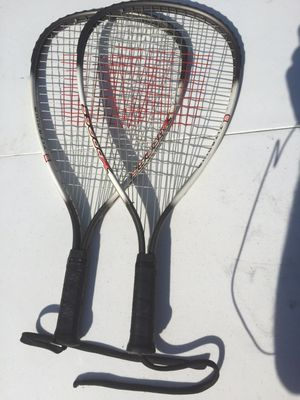 Wilson xpress racquetball racket for Sale in Cleveland, OH