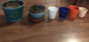 Flower pots for Sale in Oak Lawn, IL