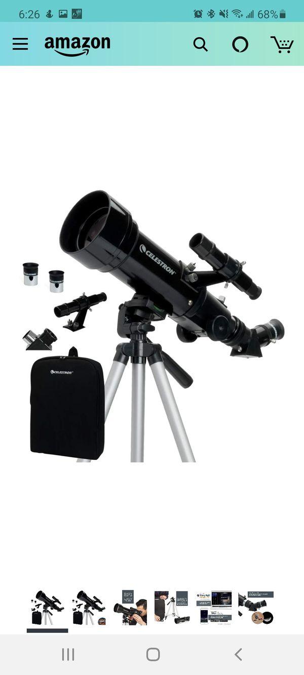 Celestron compact 70 telescope