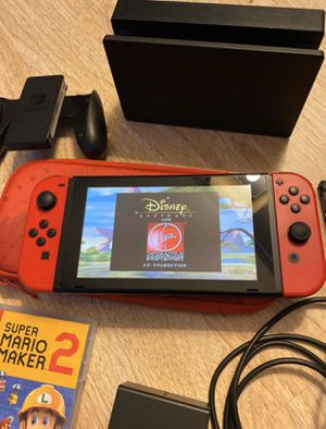 Nintendo switch console for Sale in Washington, DC