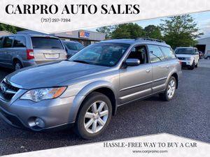 2008 Subaru Outback for Sale in Chesapeake, VA