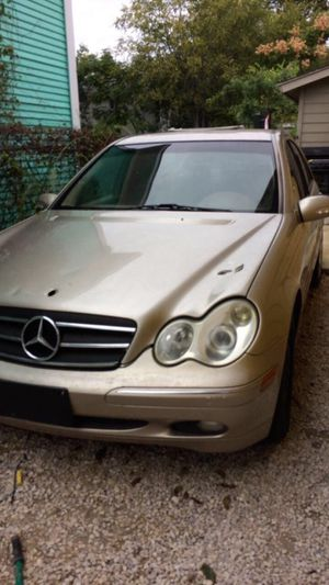 2002 Mercedes Benz parting out. for Sale in San Antonio, TX