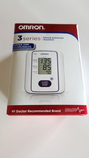 Omron 3 series blood pressure monitor for Sale in Salem, OR
