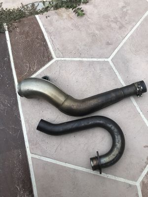 Yfz 450 (carb model) ronwood drag pipe for Sale in Hialeah, FL