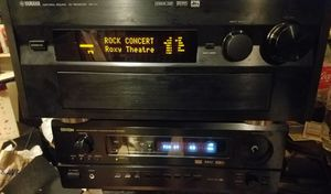 Massive Yamaha natural surround sound AV receiver RX V1 for Sale in Burien, WA