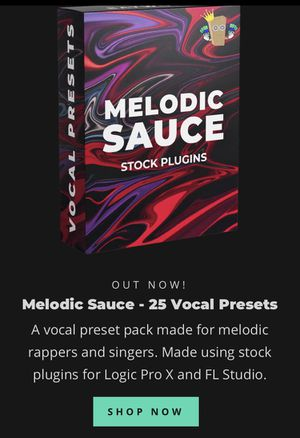 25 Vocal Presets - Melodic Pack for Sale in Dallas, TX