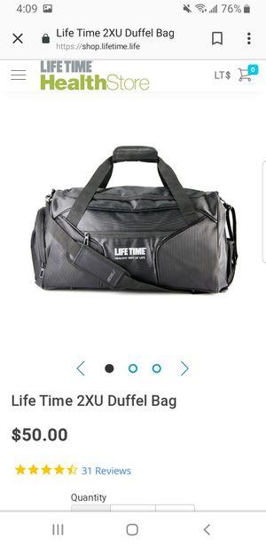 Lifetime gym duffle bag for Sale in Atlanta, GA