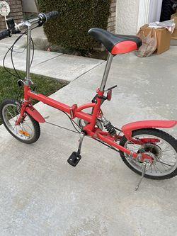 Folding Bike for Sale in San Dimas,  CA