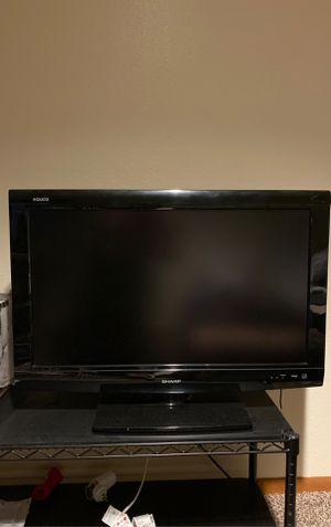 Sharp 32 inch tv for Sale in Kirkland, WA