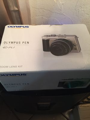 Olympus Pen E-PL1 camera kit NEW for Sale in Gainesville, FL