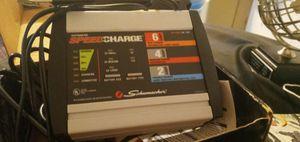 Schumacher speed charger 6v 12v for Sale in Wichita, KS