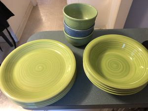 Great Plates & Bowls! for Sale in Silver Spring, MD
