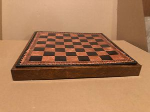 Italian made chessboard for Sale in Greenville, MS