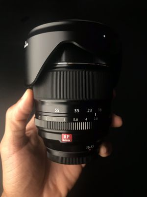 Fujinon XF 16-55mm F/2.8 for Sale in Brooklyn, NY