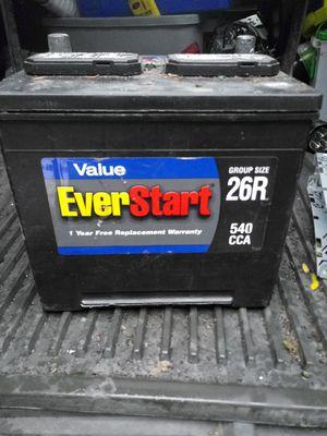 Everstart Battery for Sale in Portland, OR