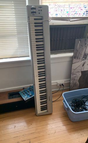 88 key m-audio midi controller keyboard for Sale in Denver, CO