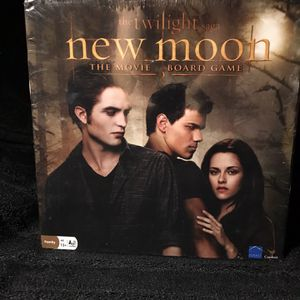 Twilight New Moon Board Game for Sale in Round Rock, TX