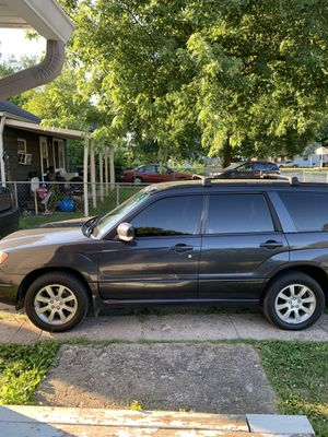 2008 S Subaru Forrester for Sale in Indianapolis, IN