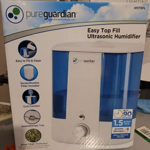 Ultrasonic humidifier for Sale in Atlanta, GA