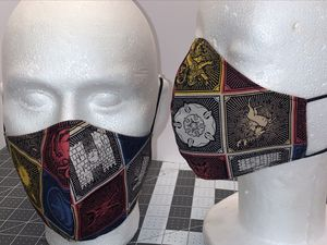 Game of Thrones - Reversible & Reusable Mask for Sale in Columbus, OH