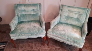 Old chairs in good shape for Sale in Burlington, MA