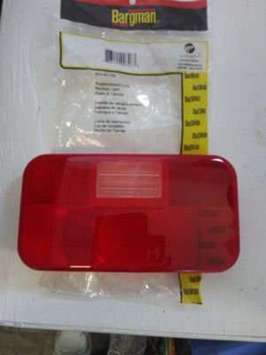 Camper/rv. Stop/turn light lens for Sale in Homestead, FL