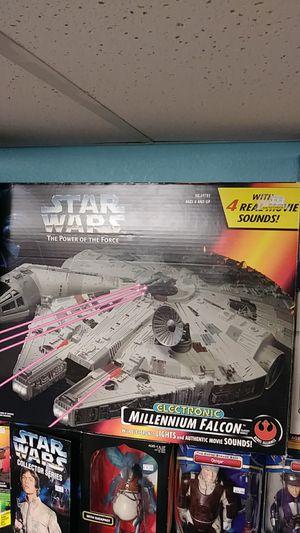 Star Wars Millenium Falcon New In box for Sale in Brandon, FL