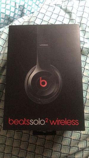 Beats solo 2 wireless for Sale in Virginia Beach, VA