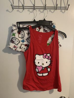 hello kitty pj set for Sale in Bothell, WA