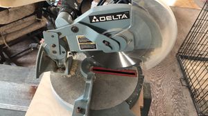 Delta Miter Saw for Sale in Mount Gilead, OH