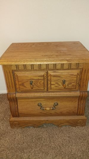 Antique Night stand from oak interiors for Sale in Phoenix, AZ