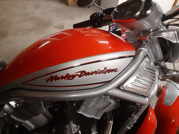 2006 Harley Davidson VRSCR