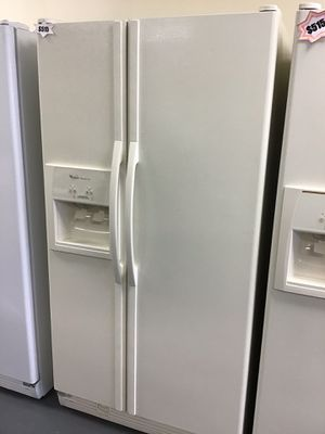 Whirlpool refrigerator almond color 10% off 🚨‼️ for Sale in Las Vegas, NV