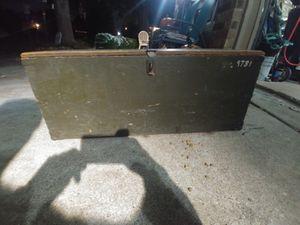 1968 Vietnam foot locker for Sale in Arlington, TX