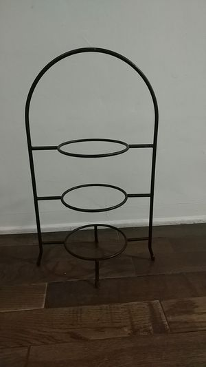 Food Server Rack/Caddy Wire Metal for Sale in Pasadena, CA