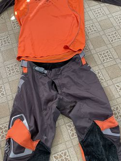Thor Dirt Bike Gear Pants 34 Jersey Large for Sale in Garden Grove,  CA