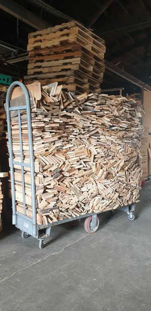 Firewood $100 whole bin for Sale in Tacoma, WA
