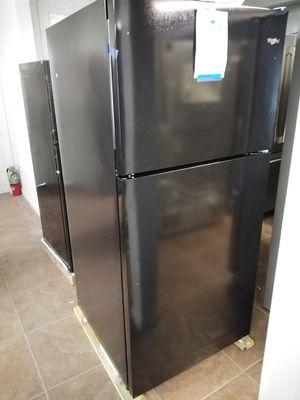Festival Appliances and Furniture. Refrigerador nuevo whirlpool con garantía for Sale in Houston, TX