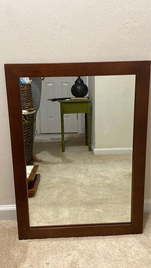 Framed mirror for Sale in Virginia Beach, VA