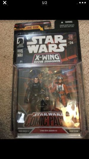 Star Wars X Wing Rogue Squadron Set Action Figure for Sale in Cibolo, TX