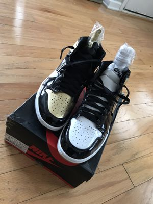 """Nike Air Jordan Retro 1 """"Gold Top 3"""" Size 9.5 for Sale in Raleigh, NC"""